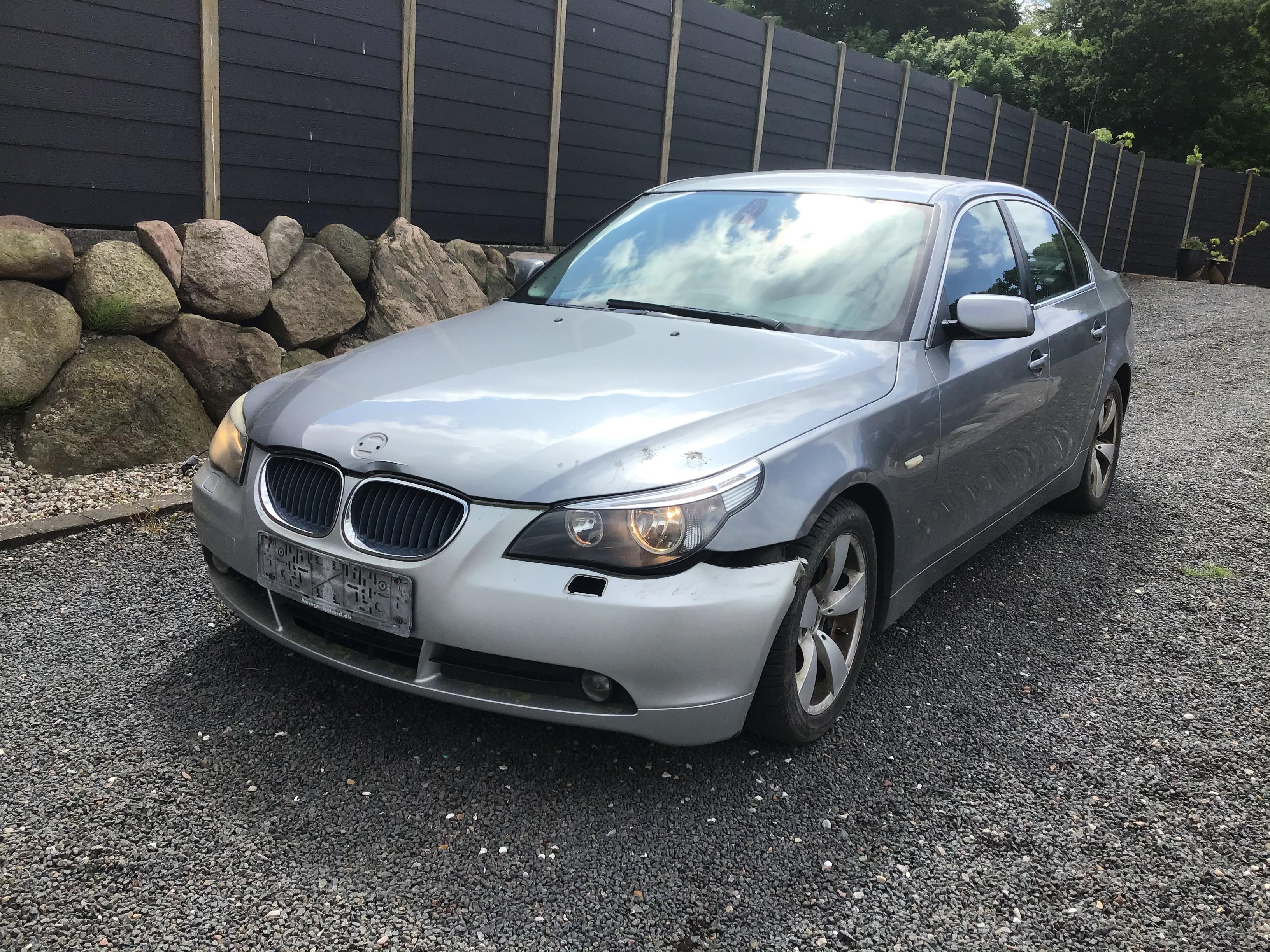BMW E60 530td år 2005,55-0620