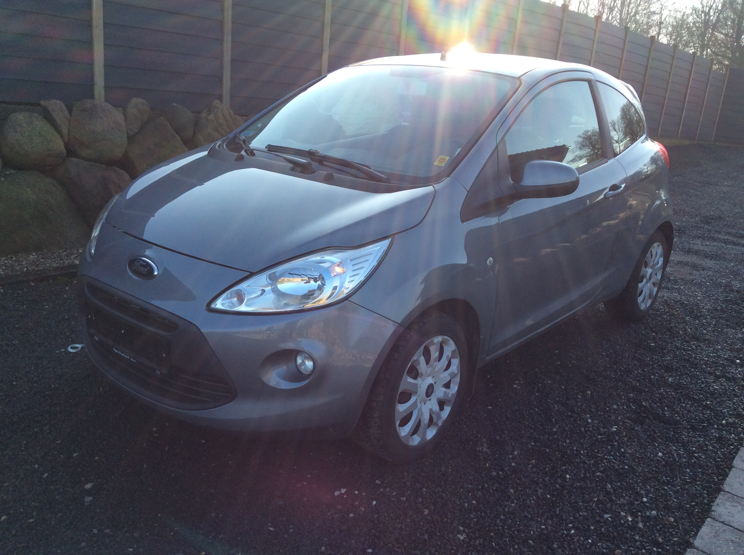 Totalskadet,Ford ka år,2013,1,2 ,08-0219