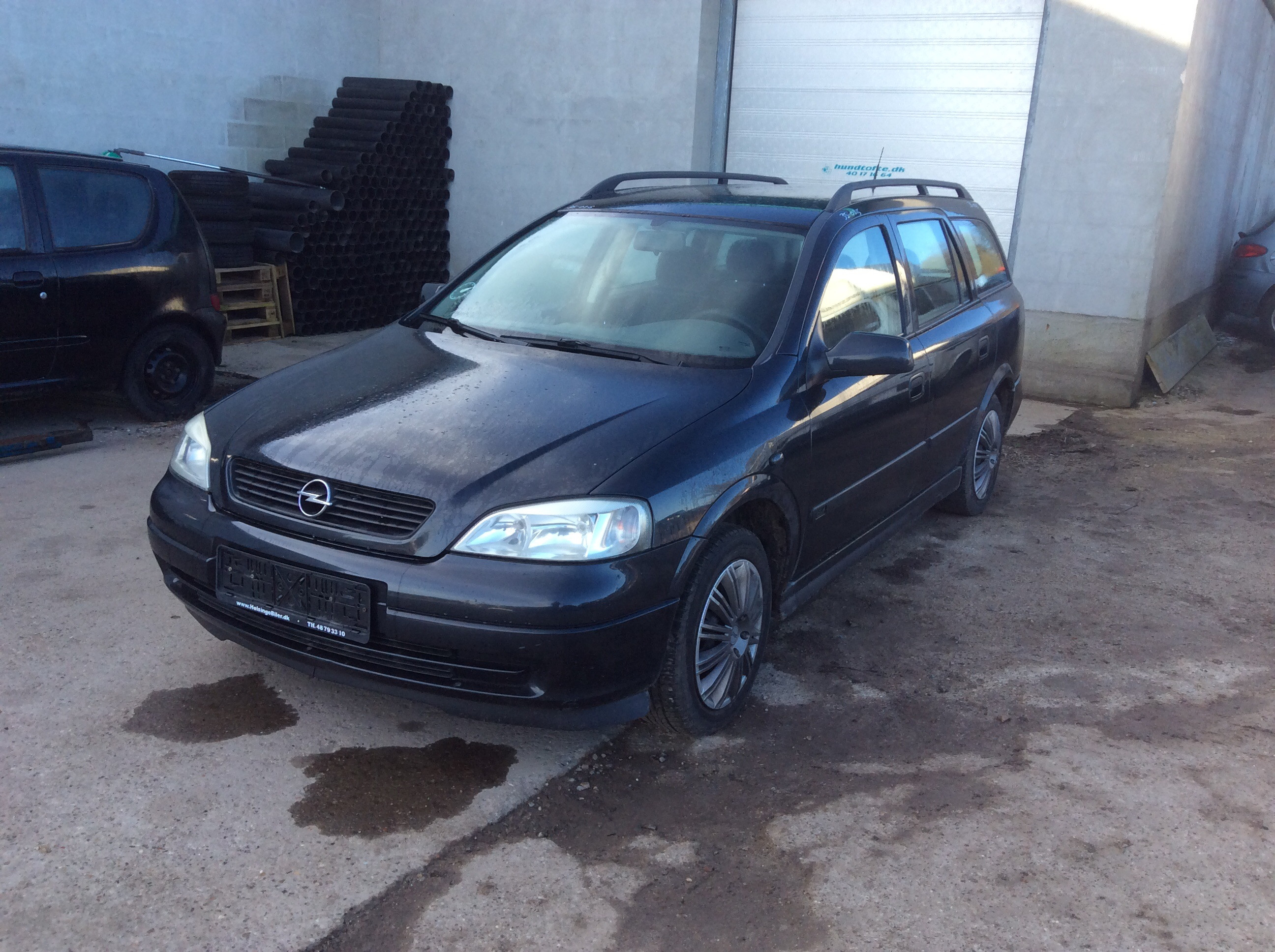 Reservedele,OPEL ASTRA G 1,8I STC