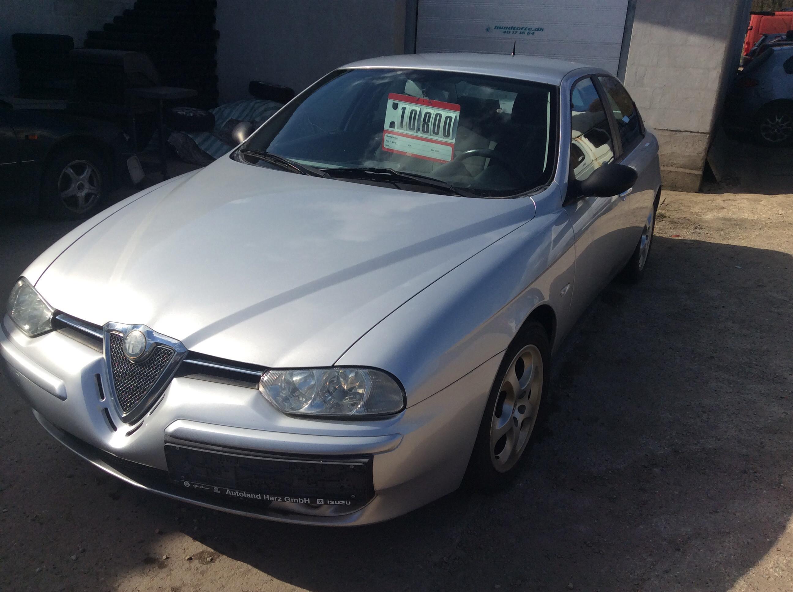 ALFA 156 1,9 JTD 2001