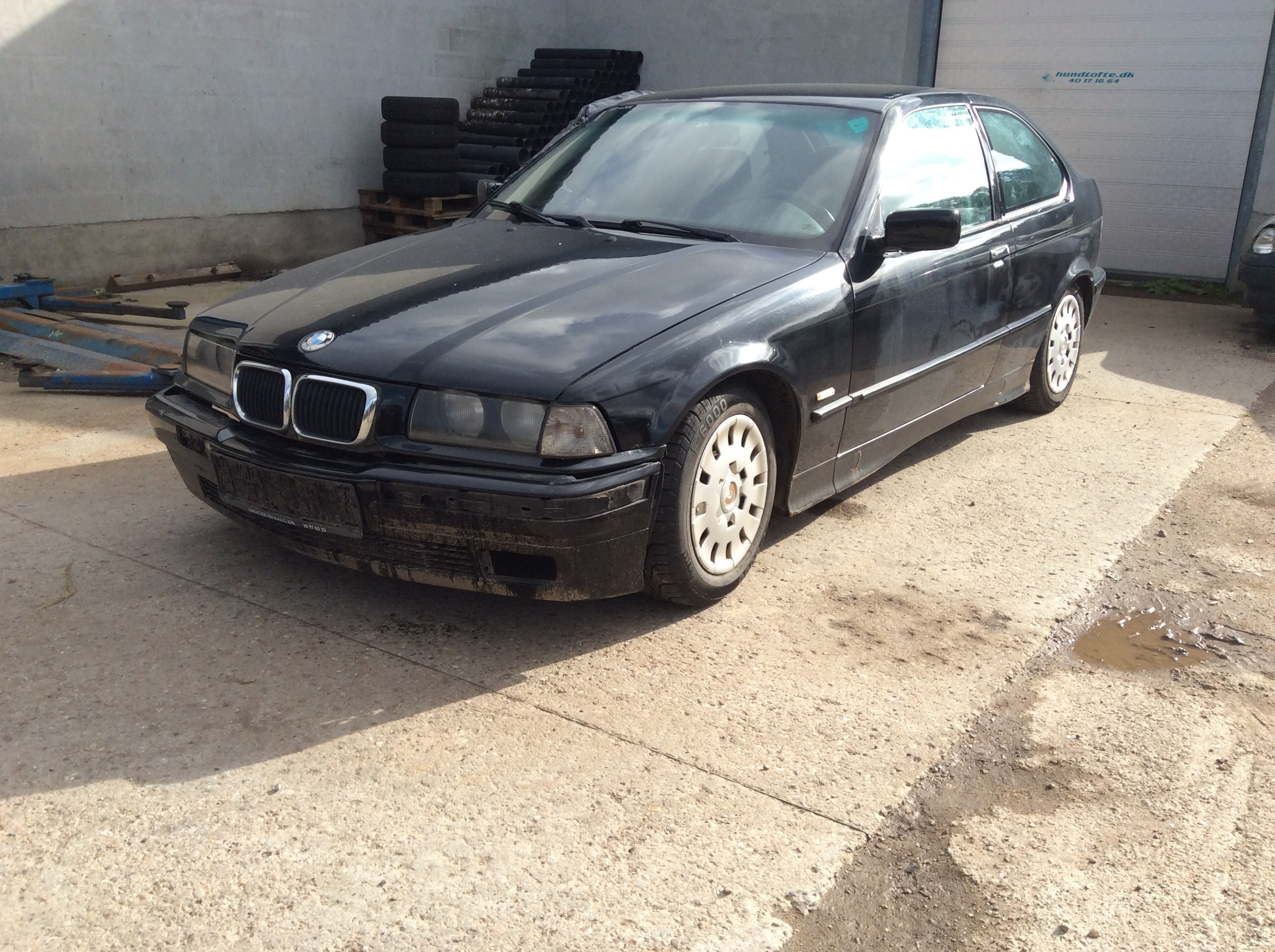 Reservedele,BMW 316I COMPACT 1999