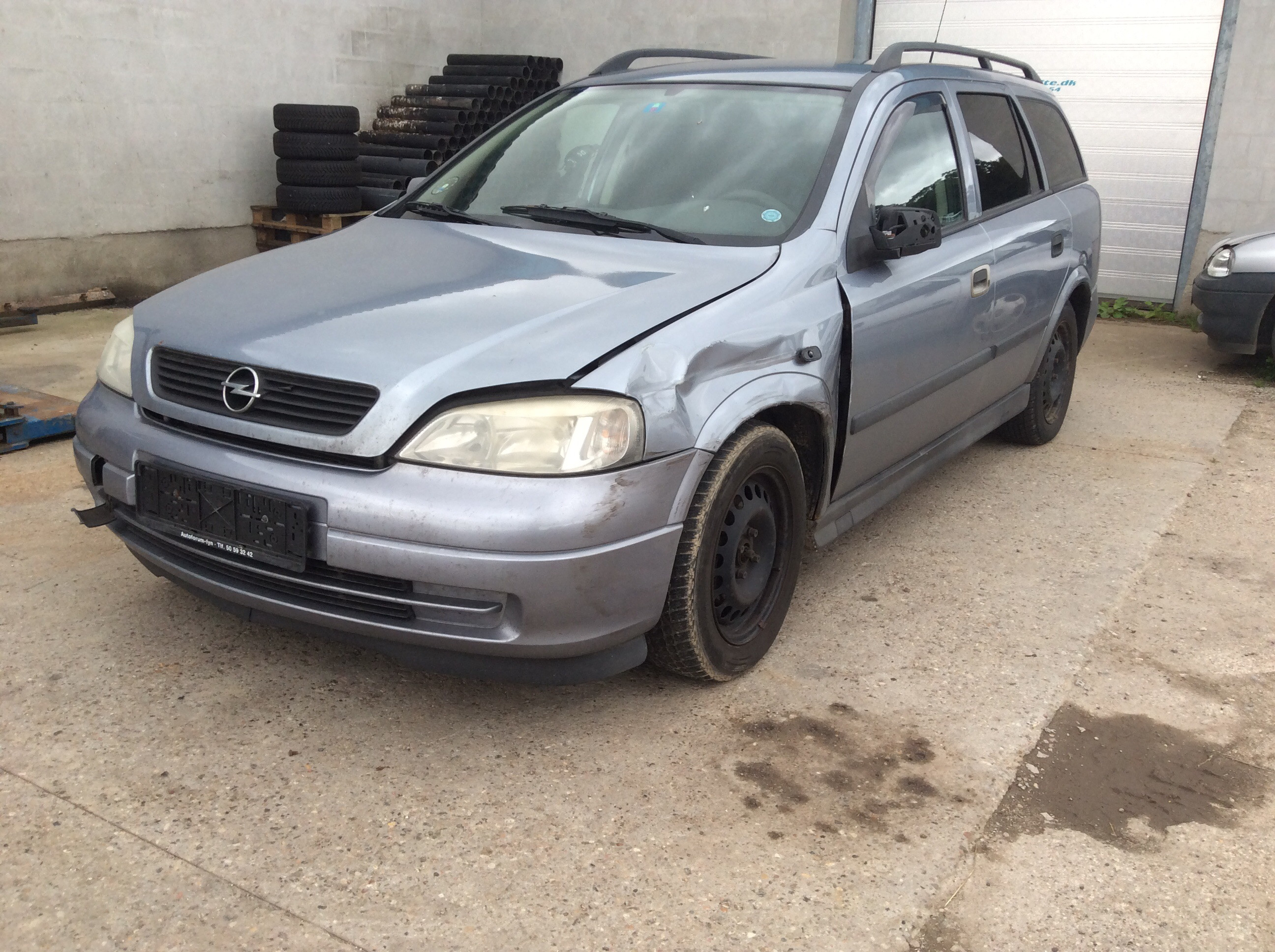 Reservedele ,OPEL ASTRA G 1,416V 2005 STC