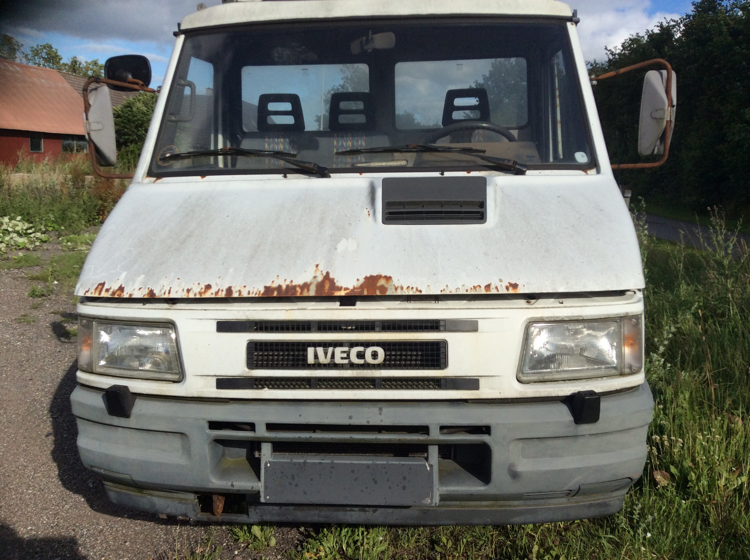 IVECO 59/35-12td 1996 ,105-0716