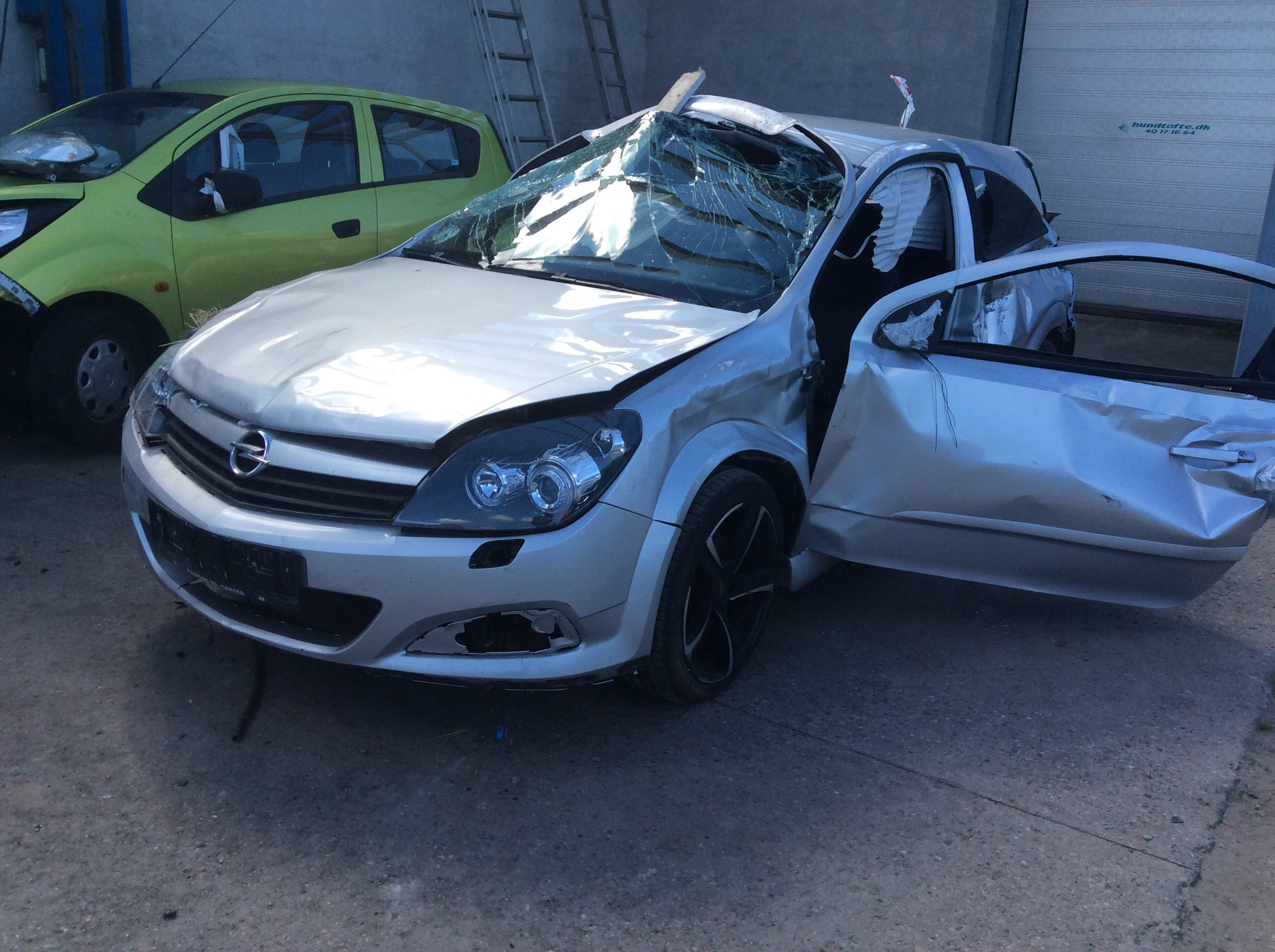 Reservedele ,OPEL ASTRA GTC 2005, 116-0816
