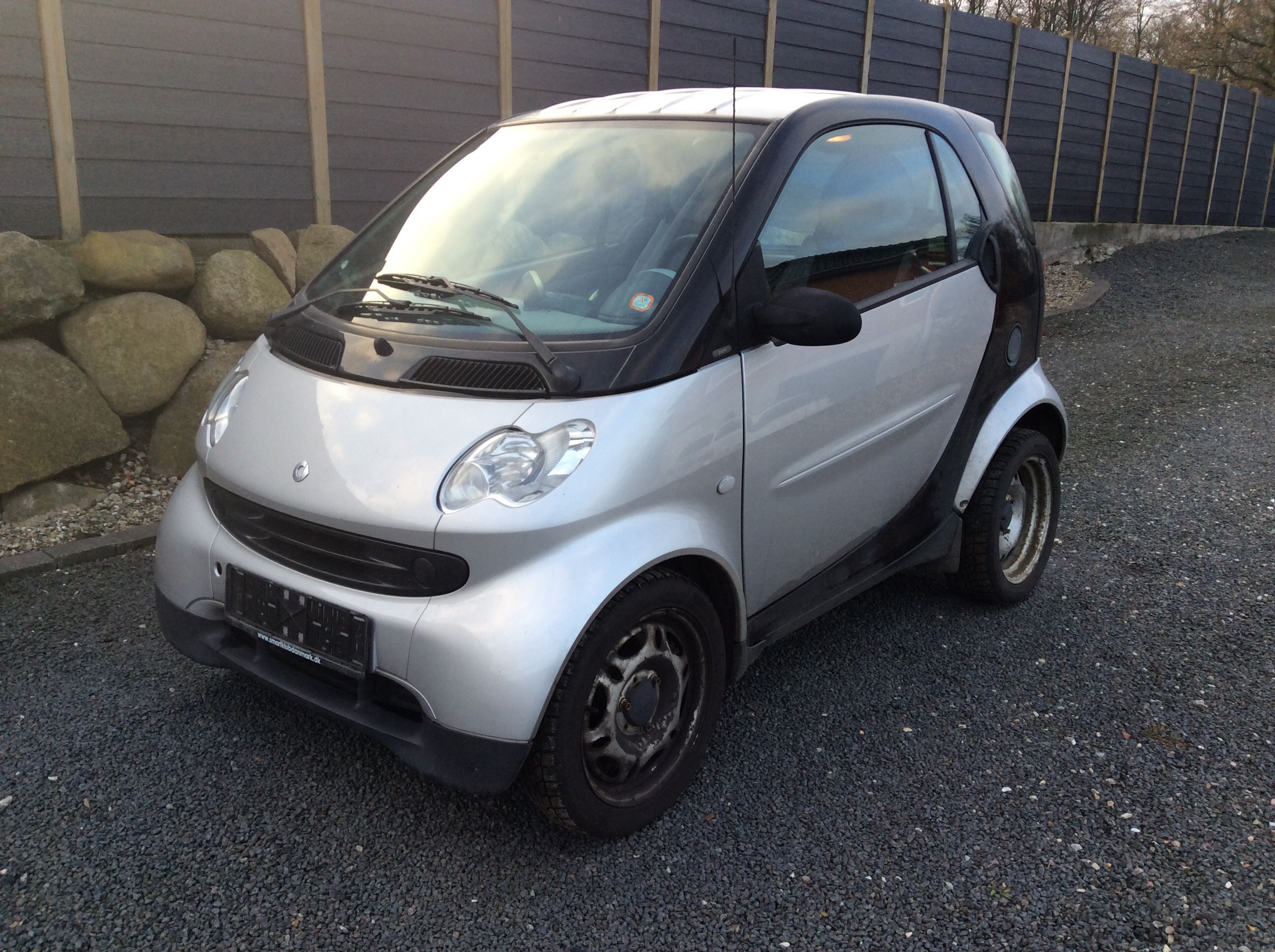 SMART FORTWO 0,8CDI ,185-1216