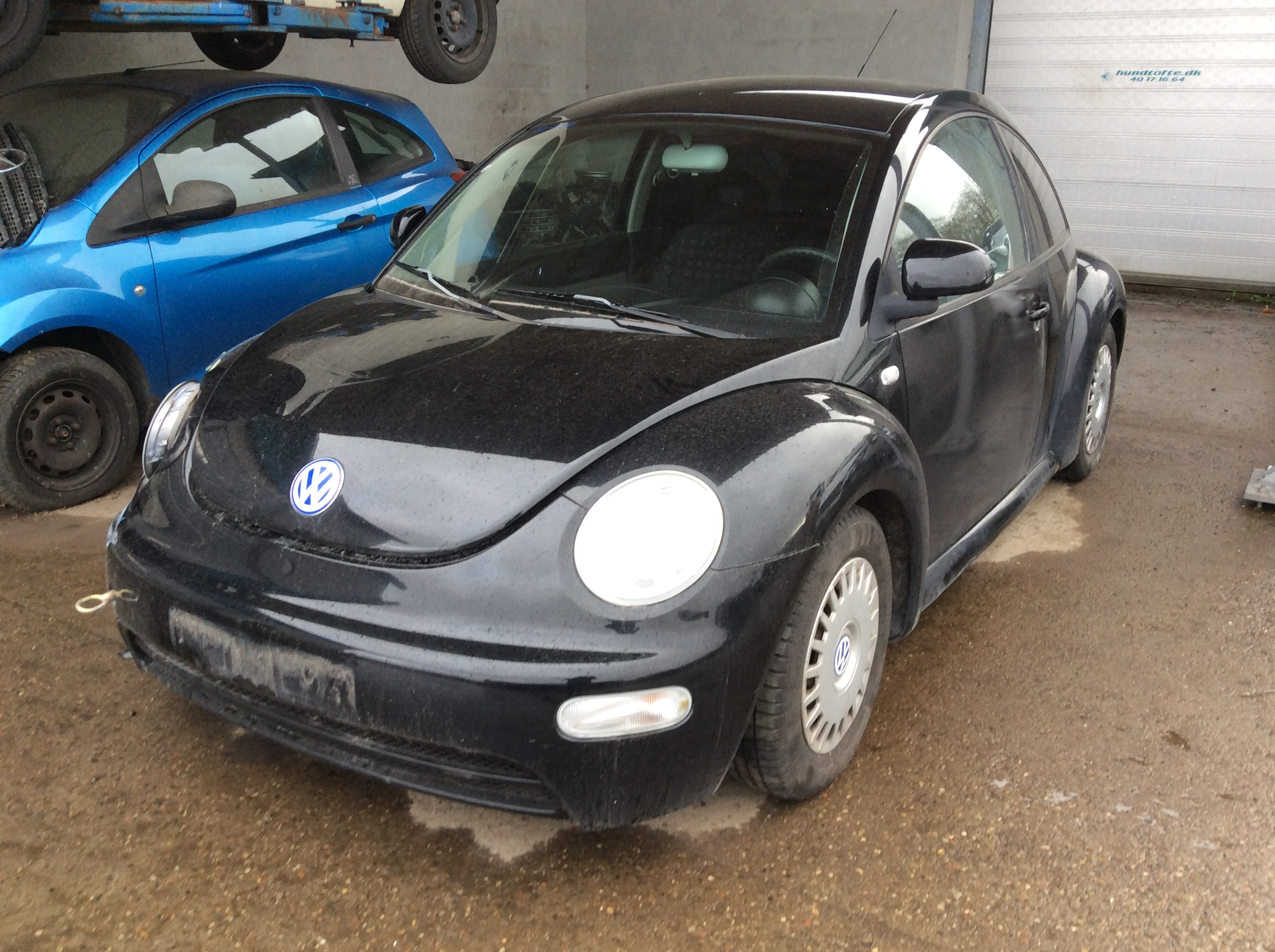VW BEEDLE 2,0 år 2000,60-0417