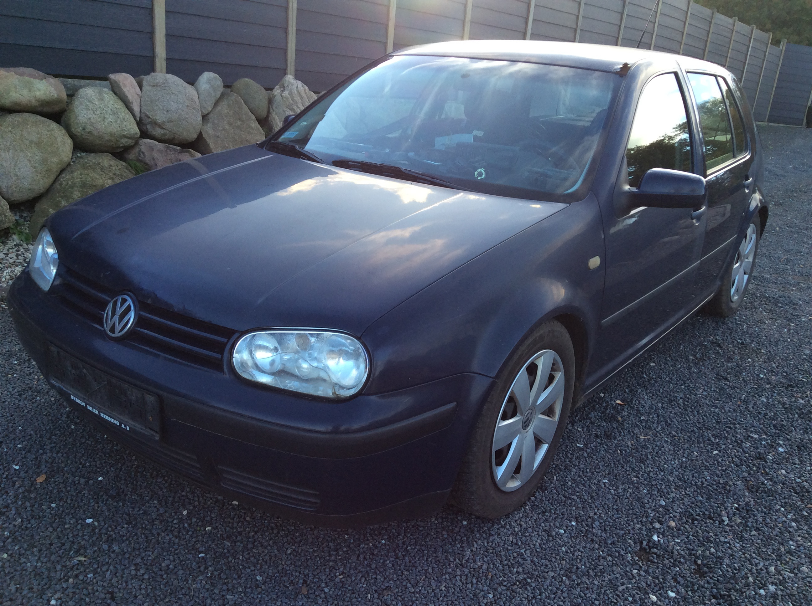 Reservedele,VW GOLF 4 1,8 år1998,123-1018