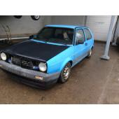 Reservedele,VW GOLF 2GTD 1,9 år1991 17-0117