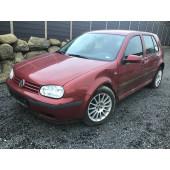 VW GOLF4,1,9TDI,14-0220