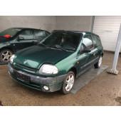 RENAULT CLIO  1,4 år98'11-0118