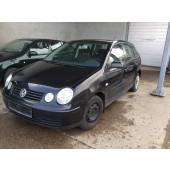 VW POLO 9N år 2002 1,416v, 52-0418